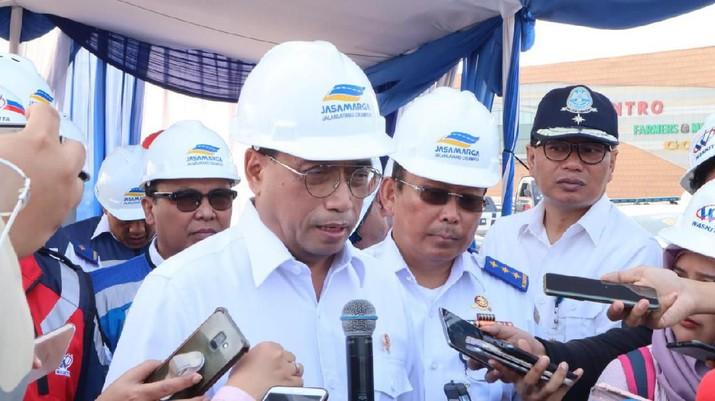 Demikian disampaikan Menteri Perhubungan Budi Karya Sumadi ketika meninjau proyek tersebut, Minggu (22/9/2019) kemarin.