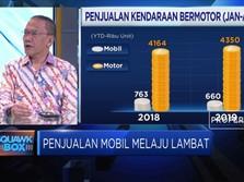 Industri Otomotif Sulit Kejar Target Penjualan 1,1 Juta