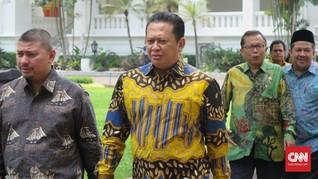 Ketua DPR: RKUHP Jawaban Keinginan Jokowi soal UU yang Simpel
