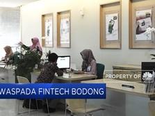 Waspada Fintech Bodong