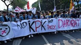 DEMA UIN Tak Ikut Demo Tuntut Perppu KPK Besok