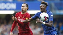 Hasil Liga Inggris: Liverpool Menang 2-1 atas Chelsea
