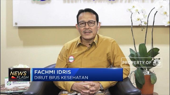 Direktur Utama BPJS Kesehatan Fahmi Idris mengungkapkan, jika iuran tidak naik maka BPJS Kesehatan bisa colaps.