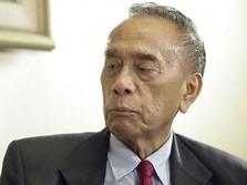 Kabar Duka: Mantan Gubernur BI Arifin Siregar Tutup Usia