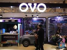 Tak Lagi Gratis, OVO Kenakan Biaya Top Up Rp 1.000