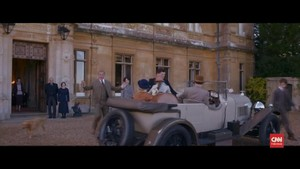 VIDEO: 5 Besar Box Office Hollywood, 'Downton Abbey'