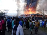 Kerusuhan Wamena, Korban Tewas Bertambah Jadi 23 Orang