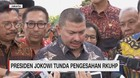 VIDEO: Presiden Jokowi Tunda Pengesahan RKUHP