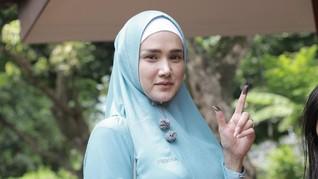 Mulan Jameela hingga Rano Karno Pamer 'Mejeng' di Gedung DPR