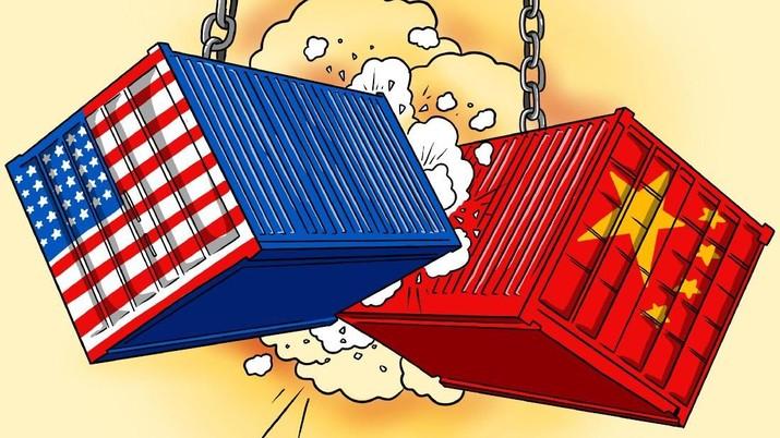 Ahli Fengshui Suhu Yo mengatakan perang dagang Amerika Serikat (AS)-China akan berlangsung selamanya