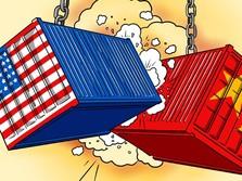 Simak Nih, Kabar Baru soal Perang Dagang AS-China