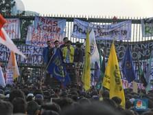 Jokowi Kekeuh Tunda Revisi KUHP, Tapi 'Digantung' DPR