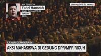 VIDEO: Fahri Hamzah Bicara Perppu & Aksi Tolak Revisi UU KPK