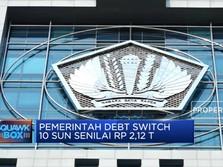 Pemerintah Lelang Debt Switch 10 SUN Rp 2,12 T