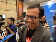Ini Profil Fajrin Rasyid, Direktur Telkom Berusia 34 Tahun