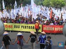 Demo Perlawanan Bergelora di Kampung Halaman Jokowi