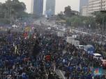 Demonstrasi & Politik Memanas, Bikin Asing Tak Betah di RI
