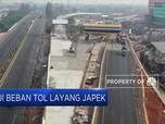 Uji Beban Tol Layang Jakarta - Cikampek