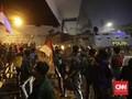 Sejumlah Mahasiswa Korban Demo DPR Dilarikan ke RS