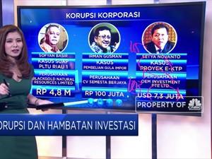 Korupsi dan Hambatan Investasi