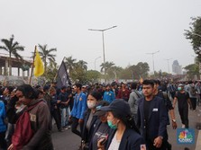 Pengusaha: Demo Bisa Menciutkan Investasi