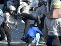 Demo Makassar, Polisi Tangkapi Mahasiswa Hingga dalam Masjid