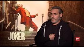 VIDEO: Joaquin Phoenix Yakin 'Joker' Buat Penonton Tak Nyaman