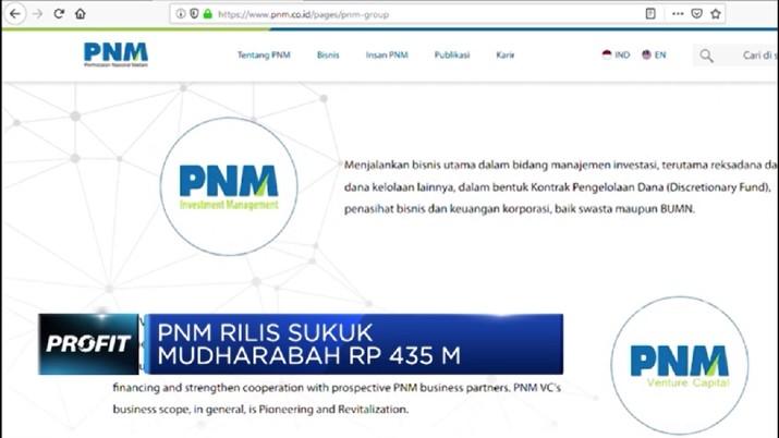 PNM Rilis Sukuk Mudharabah Rp 435 Miliar (CNBC Indonesia TV)