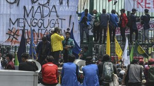 Pakar: Ekskalasi Demo Berpotensi Blokir Internet di Jakarta