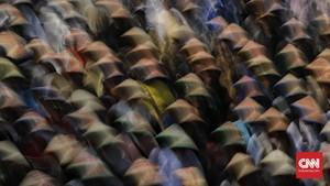 FOTO: Hari Tani Nasional, Ironi Petani Tanpa Lahan