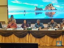 Penerimaan Pajak Lesu, Sri Mulyani: Tanda Ekonomi Turun