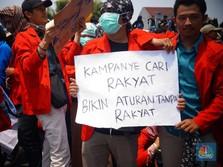 'Diserang' Demo, DPR Batalkan Pengesahan RUU KUHP Hari Ini!