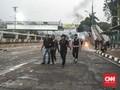 Polisi Disebut Langgar Aturan Internal Kawal Aksi di DPR