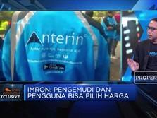 Anterin, Aplikasi Ojol Baru Pesaing Gojek & Grab