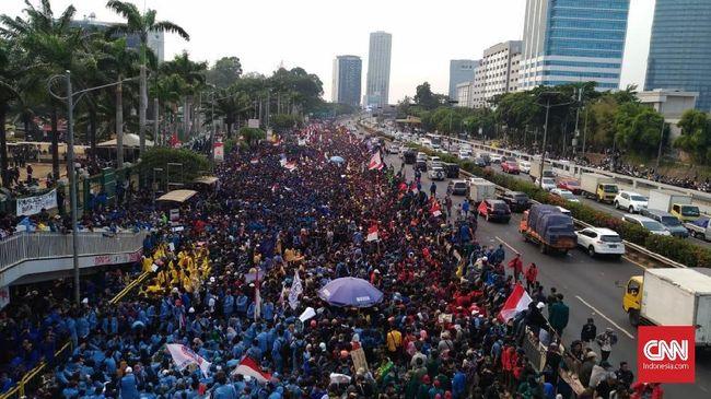 Wiranto Sebut Ada Kelompok Ingin Gagalkan Pelantikan Jokowi