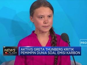 Kritik Tajam Aktivis Muda, di KTT Perubahan Iklim