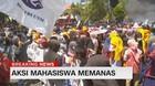 VIDEO: Aksi Mahasiswa di Bandung Memanas