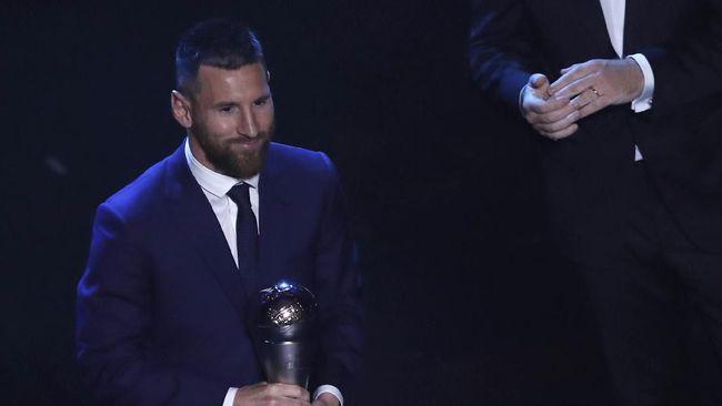 Eto'o Tak Anggap Messi dan Ronaldo Pemain Terbaik