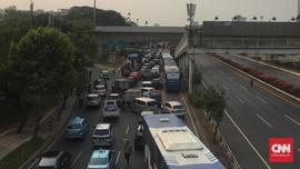 Ganjil Genap di Jakarta Ditiadakan Sore Ini