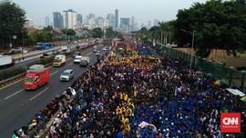Cara Agar Demo Rusuh Tak Bikin Rugi Pemilik Mobil