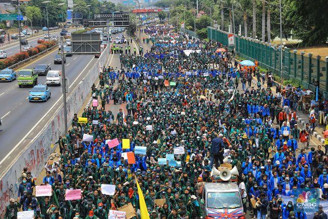 Massa Demo 24 September 2019 & Mei 1998, Lebih Banyak Mana?