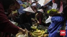Harga Bahan Pokok Naik Tipis, Daya Beli Petani Meningkat