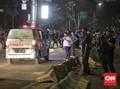 Polisi Pukul Mundur Mahasiswa, Ambulans Kena Gas Air Mata