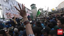 Kondisi Mahasiswa Demo yang Dioperasi di RS Masih Kritis