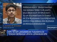 Waduh! KPK Tangkap 3 Direksi BUMN Perum Perindo