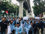 Aksi Mahasiswa Meluas, Dari Palembang Hingga Parepare
