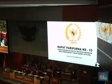 Tok! DPR RI Tunda Pengesahan RUU Pemasyarakatan