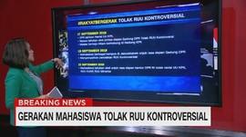 VIDEO: #Rakyat Bergerak Tolak RUU Kontroversial