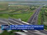 PT PP Raih Pengelolaan Tol Semarang - Demak