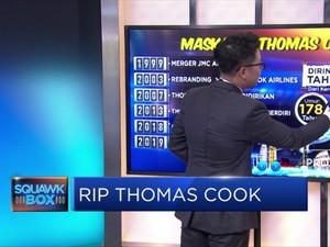 Akhir Jelajah Bisnis Thomas Cook